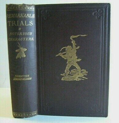 Rare ✅ Famous Criminals_Trials_Witchcraft_Ghosts_Murder_Thieves_Duels_Execution+