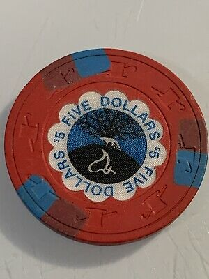 FOXWOODS $5 Casino Chip CONNECTICUT 3.99 Shipping