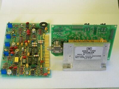 Agilent Hewlett Packard hp83570a 18-26.5 GHz frequency Doubler with spare CARD