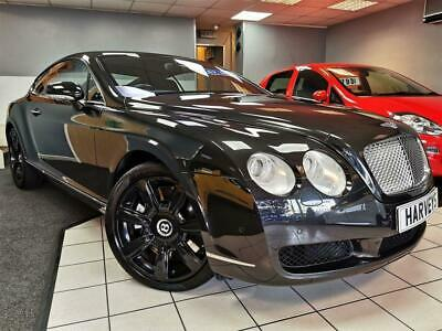 2007 Bentley Continental 6.0 GT 2d AUTO 550 BHP Coupe Petrol Automatic