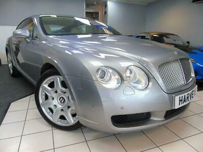 2007 Bentley Continental 6.0 GT 2d 550 BHP Auto Coupe Petrol Automatic