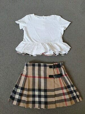 Baby girls Burberry Outfit Age 18 Months ❤