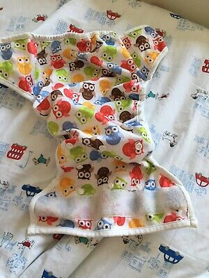 Blueberry Nappy Wrap For Cloth Nappies, Birth To Potty