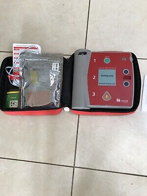 AED Trainer Automatic External Defibrillator Trainer For Cpr Training Laerdal