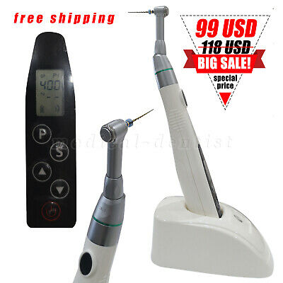 Reciprocating Wireless Dental Endo Motor 16:1 Endodontic​ Treatment Root Canal M