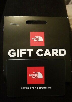 North Face Gift Card £200