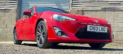 Toyota GT86 2.0 ( 201bhp ) D-4S GT86 *Full Toyota Service History*