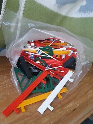 Large Bag Of Barriers Flags Etc. All In A Good Condition.