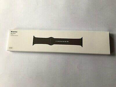 Genuine Original Apple Watch Strap 42mm Cocoa Sport Band