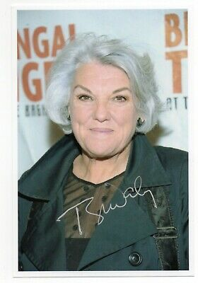 TYNE DALY American actress. Cagney & Lacey. Genuine signed photo