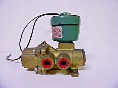 NEW Asco Red-Hat Solenoid Valve EF8344A700