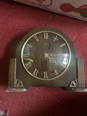 Smiths 8 Day Mantle Clock