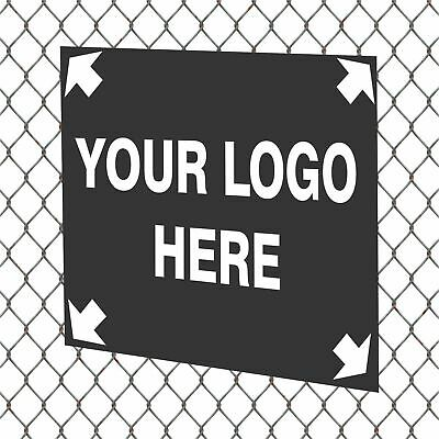 Construction Site Signs -  COMPANY LOGO SIGN