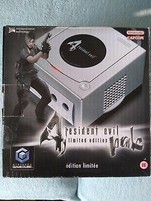 Nintendo Gamecube Resident Evil 4 Limited Edition - Brand New Factory Sealed Pal