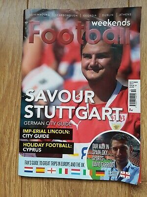 Football weekends magazine issue 27