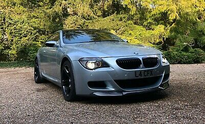 E63 BMW M6 5.0 Litre V10 - Silverstone - Full Service History - Lots Of Carbon