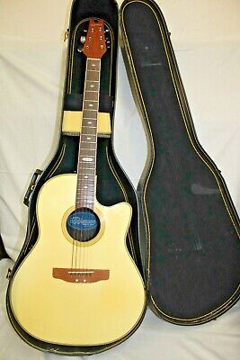 Applause by Ovation AE-36 Acoustic Electric Guitar