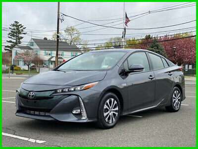 2020 Toyota Prius XLE 2020 XLE Used 1.8L I4 16V Automatic FWD Hatchback