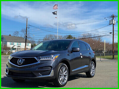 2020 Acura RDX Technology Package 2020 Technology Package New Turbo 2L I4 16V Automatic FWD SUV Premium