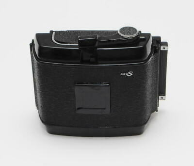 Mamiya RB 67 Pro S 220 back with case and dark slide.