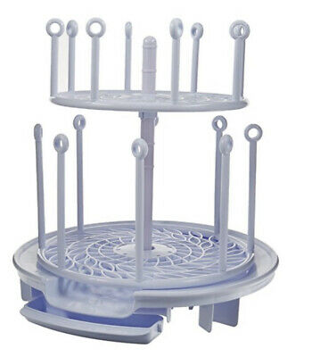 Early Years Spin Drying Rack For Baby Bottles