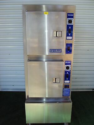 Cleveland Range 24Cga10 Ultra 10 Gas Convection Steamer