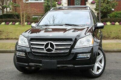 2010 Mercedes-Benz GL-Class GL 550 4MATIC AWD 4dr SUV 2010 Mercedes-Benz GL-Class GL 550 4MATIC AWD 4dr SUV Automatic 7-Speed AWD V8