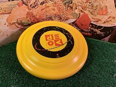 DEVO Smooth Noodle Maps Promo frisbee
