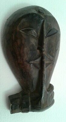 Thai /Asian vintage wall decoration , hand carved