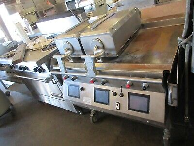 "Taylor Gas/Electric 2 Platen 36"" Grill"