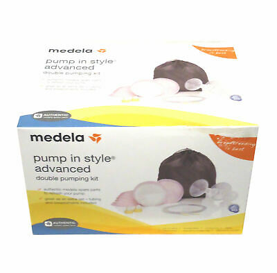Genuine Medela Pump In Style Advanced Double Pumping Kit Inludes Storage Bag