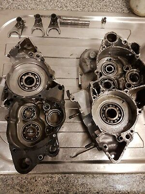 1991 Rm 125 Crankcases Engine Nice No Damage/Repairs 1990 1991