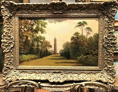 OIL PAINTING (James Isaiah Lewis B1860) Signed FINE MASTER PAINTER 19th Century