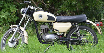 WSK 125 • 1982 • 125cc Classic Polish Motorcycles • Old school • Vintage