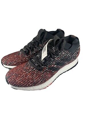 Adidas PureBoost RBL Trainer Running Shoes Boost Carbon Core Red 11.5 F35781