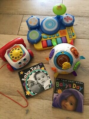 Baby/toddler toys, fisher price/vtech, musical activities