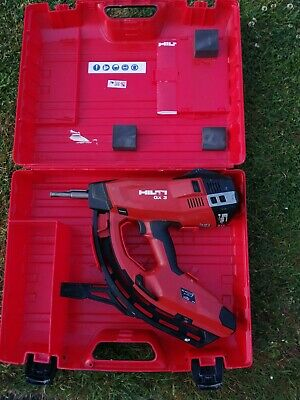 HILTI GX3 NAIL GUN. Fully working and in good condition.