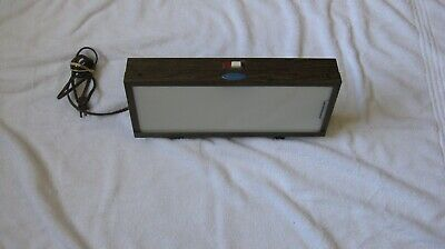 Henry Schein Dental X-Ray (Radiograph) Panel Viewer Light Box for Film