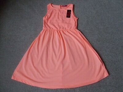 Primark, BNWT Young Dimension Summer Dress, Age 11-12 Years.