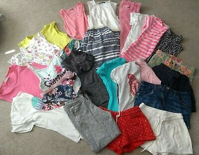 Bundle Girls' summer clothes age 9-10 - fab condition! Next, George, Matalan...