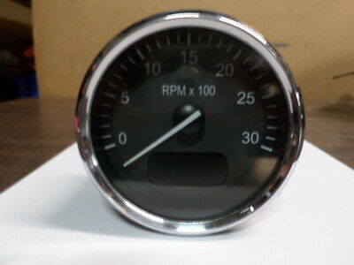 Peterbilt Tachometer Q43-6035-301001C Good Used Pete 387 Possibly Others Genuine