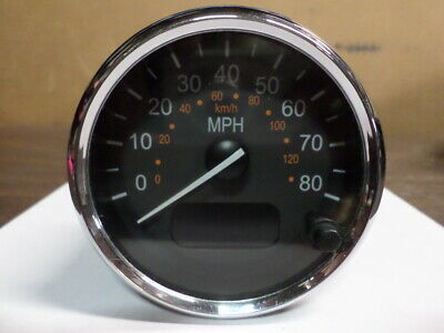 Peterbilt Speedometer Q43-6034-101001 Good Used Pete 387 Possibly Others Genuine