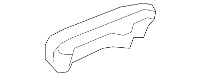 Genuine Ford Handle Outside 6L2Z-7822405-AA