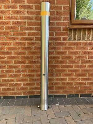 Stainless Steel Bollard (plain round)
