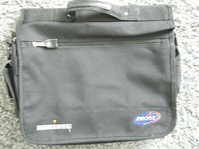 Prost Grand Prix - Alcatel - Laptop Bag unused several zippers and handy slot