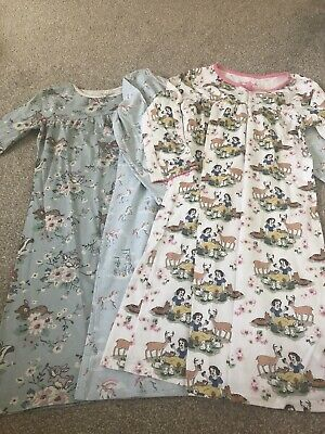 Cath Kidston Nightdress Bundle. Age 5-6 Years.
