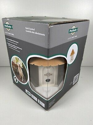 Petsafe Deluxe Outdoor Ultrasonic Bark Control PBC17-13475 BNIB