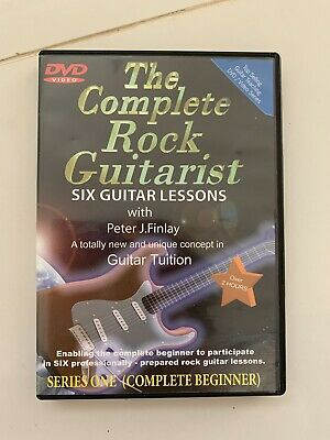 The Complete Rock Guitarist DVD