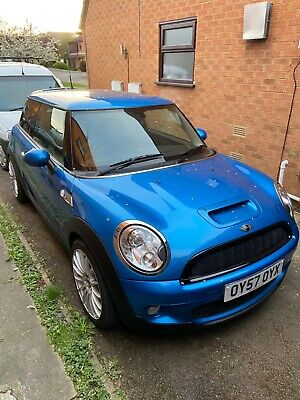 Mini Cooper S Chilli Pack with very low miles