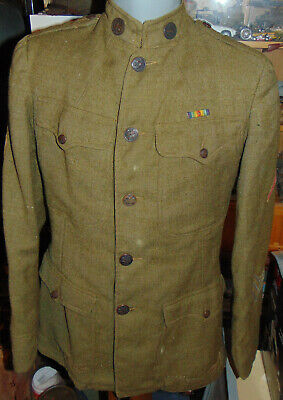 WWI WW1 US Army Infantry 1SG 1st Infantry Division Uniform